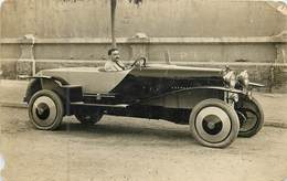 Automobile -  Carte Photo Voiture Delage  AH2 De 1912   Réf 6140 - Voitures De Tourisme