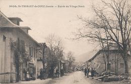 ST THIBAUT DE COUZ - N° 3420 - ENTREE DU VILLAGE (Nord) - Autres Communes