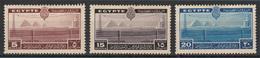 Egypt - 1938 - ( Intl. Telecommunication Conf., Cairo ) - MH* - Egypt