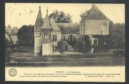 +++ CPA - SPONTIN - Château Fort - Desaix  // - Yvoir