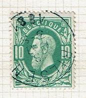 30  Obl  Sc  Bilsen  + 4 - 1869-1883 Léopold II
