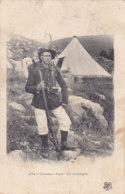 Uniforme (Militaria) - Chasseur Alpin - En Campagne - Uniformes