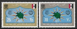 Libya  1974  Sc#542-3  UPU Set     MNH   2016 Scott Value $21.50 - Libya