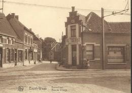 +++ CPA - BAZEL WAAS - Kruibeke - Rue De Village - Dorpstraat - Nels  // - Kruibeke