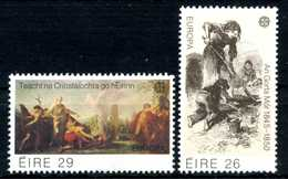 1982 IRLANDA SET MNH ** - 1949-... Repubblica D'Irlanda