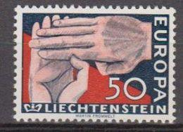 Europa Cept 1962 Liechtenstein 1v ** Mnh (LI246J) - 1962