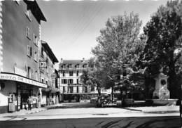 04-BARCELONNETTE- PLACE MANUEL - Barcelonnette