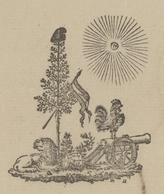 Ste Marie An 10 - 21/03/1802 Mines De Charbon De Terre – St. Hyppolite - Roderen Héraldique 7 Pages - Historical Documents