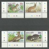 Malawi, 1984 (#424-27d), Mammals, Mamíferos, Mammifères, Mammiferi, Säugetiere, Ssaki, Animals, Animaux, Animali, Tiere - Autres