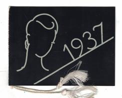 CALENDARIETTO  CHANEL 1937  SEMESTRINO - Calendari