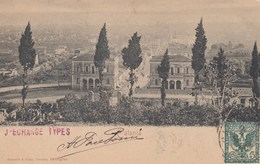 CATANIA-CARTOLINA VIAGGIATA IL 2-8-1902 - Catania