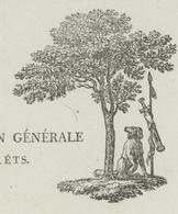 Strasbourg An XI- 12.12.1802 L'Inspecteur Forestier Administration Générale Des Forêts Héraldique - Documentos Históricos