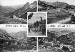04-LA-ROUTE-DES-ALPES- MULTIVUES - France