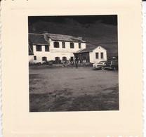 MINI-PHOTO--31---Autour De LUCHON--hospice De France-( Voitures Simca Ariane + 403 Familiale )--voir 2 Scans - Places