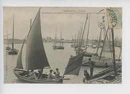 Croix De Vie : Le Port, Les Gamins Moussaillons En Quête De Touristes à Passer... - Saint Gilles Croix De Vie