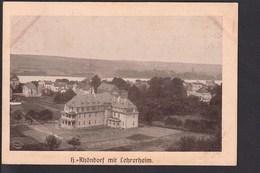 B36 /   Königswinter Rhöndorf Lehrerheim 1915 - Koenigswinter