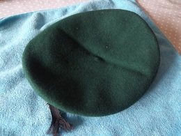 Béret Vert - Casques & Coiffures