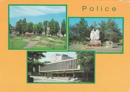 CARTOLINA - POSTCARD - POLONIA  - POLICE -  VIAGGIATA PER ITALY ( ITALIA) - Polonia