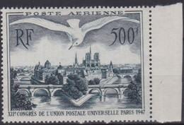 France      .   Yvert       .   PA 20    .    **   .     Neuf SANS Charniere    .  /   .   MNH - Poste Aérienne