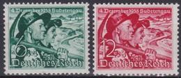 Deutsches  Reich .   Yvert       .    625/626      .    **   .     Postfris    .  /   .   MNH - Deutschland