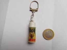 Porte Clés , Insecticide Kapo - Porte-clefs