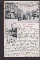 B36 /   Eupen Postamt , Gospertstrasse 1904 - Eupen Und Malmedy