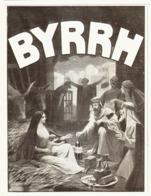 "PUB    "" BYRRH  ""  1909  ( 53 ) - Alcohols"