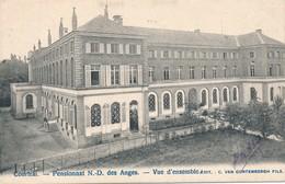 CPA - Belgique - Kortrijk - Courtrai - Pensionnat N. D. Des Anges - Vue D'ensemble - Kortrijk