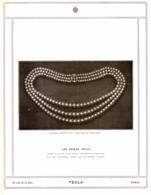 "PUB BIJOUX   "" TECLA ""   1909 ( 7 ) - Autres"