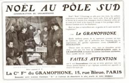 """PUB """" COMPAGNIE FRANCAISE De GRAMOPHONE   """" 1909 ( 7 ) - Technical"""