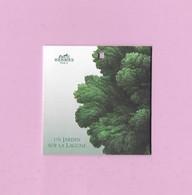 DOUBLE CARTE HERMES - Cartes Parfumées