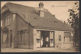 Carte Postale - La Panne  :Laiterie De Campagne (P.I.B.) / Voyagée - De Panne