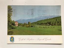 Carte Postale Ancienne (1962) Golf Di Bogliaco - Lago Di Garda - Other Cities