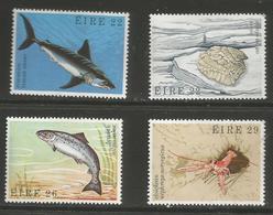 Ireland - 1982 Marine Life MNH **  SG 520-3 - 1949-... Republic Of Ireland