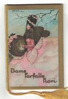 CALENDARIETTO   LEPIT 1932  DAME FARFALLE FIORI - Calendars