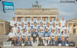 GERMANY O333/92 - Hertha BSC - Berlin - Mint - Deutschland
