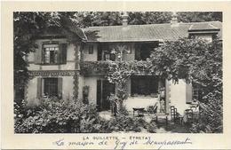 76. ETRETAT.  LA GUILLETTE - Etretat