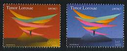 Timor Oriental UNTAET Mission Nations Unies ** East Timor UNTAET UN Mission 2000 ** Portugal Post - Osttimor