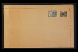 POSTAL STATIONERY 1933-34 50g+20g Letter Sheet, Kessler 301, Unused, Minor Light Staining. Scarce! For More Images, Plea - Unclassified