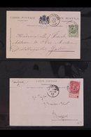 1901-1938 PICTURE POSTCARD COLLECTION A Delightful Collection Of Monochrome Picture Postcards, Posted To Various Europea - Belgium