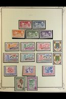 """1958-1983 NHM POSTAL ISSUES - EX """"ALPHONSE"""" COLLECTION. A Most Attractive, Chiefly ALL DIFFERENT Collection Of Complete  - Guinea (1958-...)"""