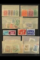 1920-58 GOOD QUALITY MOSTLY NEVER HINGED MINT COLLECTION An All Different Assembly Mostly Mint Or Never Hinged And In Gl - Hungary