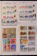 1962-1979 NEVER HINGED MINT COLLECTION. An Extensive & Attractive, ALL DIFFERENT Collection Presented On Stock Book Page - Iran