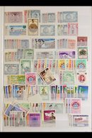 1949-70 NEVER HINGED MINT COLLECTION An Attractive ALL DIFFERENT Collection With Many Complete Sets Presented On Stock B - Iraq