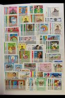 1971-2001 NEVER HINGED MINT COLLECTION A Superb All Different Collection With Many Good Sets And Issues Present, Include - Iraq