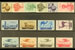 TRIPOLITANIA 1932 Sixth Tripoli Faircomplete Set Including Airs, SG 144/57 (Sassone Libya 108/17 & A4/7), Never Hinged  - Italy