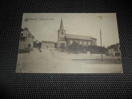 Bousval   L' Eglise Et La Place - Genappe