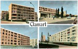 92 CLAMART - Immeubles, Route Du Pavé Blanc - Clamart