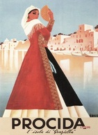 @@@ MAGNET - Procida L'isola Di Graziella Napoli - Pubblicitari