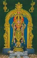 CARTOLINA - POSTCARD - INDIA - SRI PARVATHARTHINI AMMAN RAMESWARAM - India